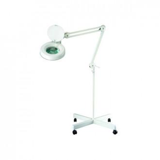 Лампа-лупа на штативе косметологическая 8066 DCS 5D