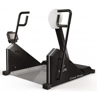 Тренажер для инвалидов HUR Easy Access 9140 жим от себя (прямо перед собой)
