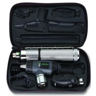 Набор диагностический Престиж, с рукояткой на батарейках (осветителем горла не комплектуется)