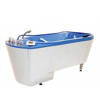 Ванна подводного ручного, вихревого и жемчужного массажа Almagro