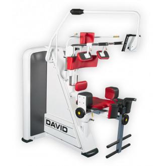 Тренажер механотерапевтический David Back Concept F120 Ротационный комплекс для тренировки торса