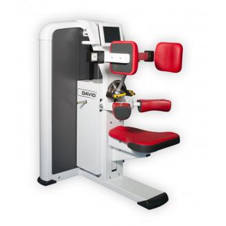 Тренажер механотерапевтический David Back Concept F150 Тренажер для боковых мышц