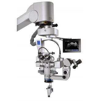 Микроскоп офтальмологический Hi-R с iOCT