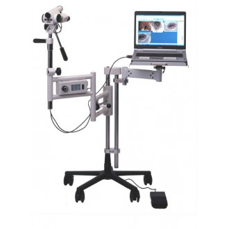 Кольпоскоп Leisegang рабочая станция врача-гинеколога
