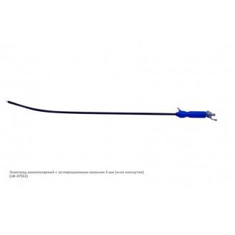Электрод монополярный с аспирационным каналом 5 мм LM-07052