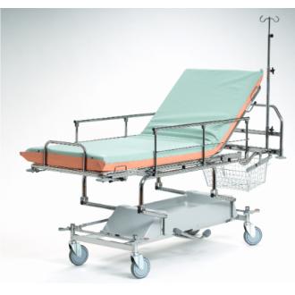Каталка для транспортировки пациентов двухсекционная Tarsus B1-230-1100-1005