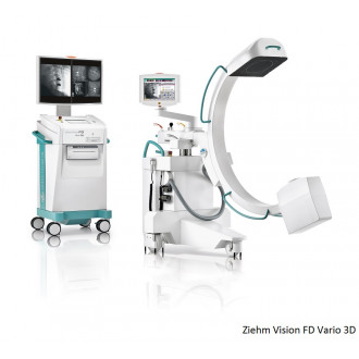 Передвижная рентген установка С-дуга Ziehm Vision FD Vario 3D