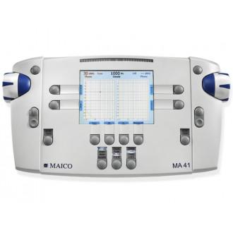 Переносной автономный аудиометр МА 41