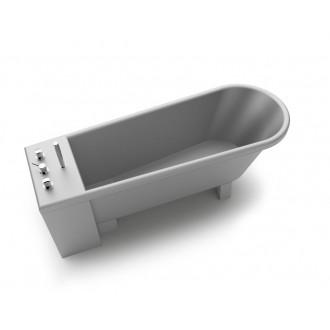 Ванна гидромассажная Delta 10 Balneo со встроенной панелью