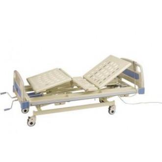 Кровать с комбинированной системой приводов 4 - секционная