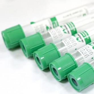 Вакуумные пробирки Improvacuter с гепарином