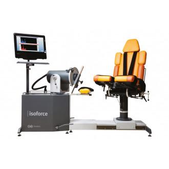 Изокинетический аппарат ISOFORCE для тестирования и реабилитации