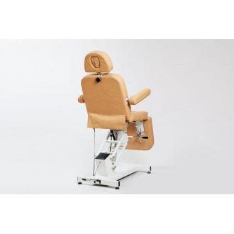 Косметологическое кресло SD-3705 Светло-коричневое