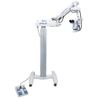 Операционный микроскоп MJ 9200D c автоматическим ZOOM увеличением и перемещением Х-Y, специализированная модель для офтальмологии