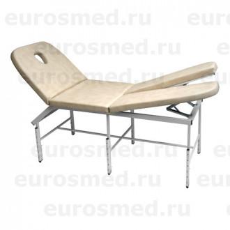Регулируемая массажная кушетка MedMebel №32