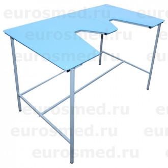 Стол ветеринарный СВУ-18 столешница полипропилен