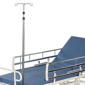 Штативы для внутривенных вливаний Lojer, монтируемые на оборудовании
