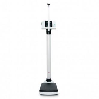 Весы медицинские платформенные с электронным ростомером seca 763
