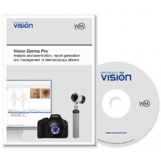 Программное обеспечение Vision Derma Pro