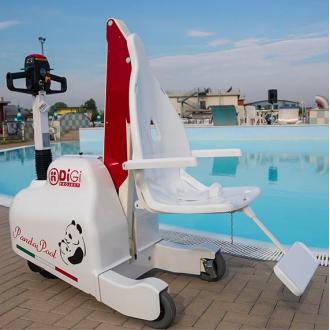 Подьёмник для бассейна и набережной DiGi PandaPool