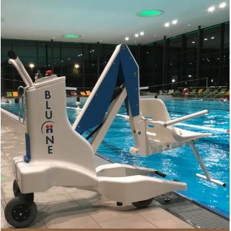 Мобильный подъёмник для бассейна DiGi BluOne