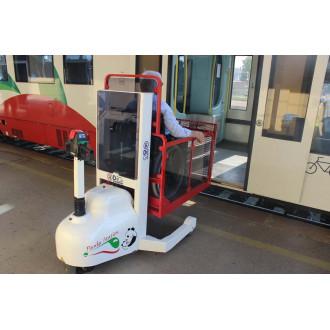 Мобильный подъёмник для железных дорог DiGi PandaStation