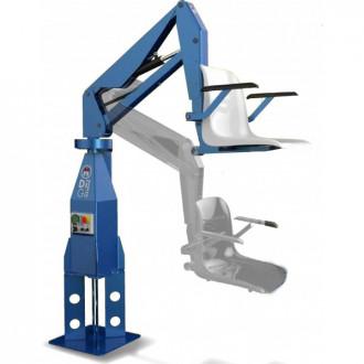 Стационарный подъёмник для бассейна DiGi F100 / F100M